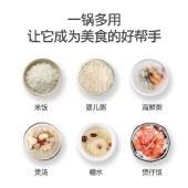 海牌(HAIPAI)电饭煲家用智能迷你预约2L小型单人煮粥煮饭锅电饭锅HP-FB120A/HP-FB120B