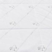 路易卡罗夏洛莱抗菌羊毛被抑菌冬被四季被被褥被子LK-8771