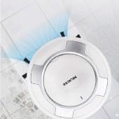 美菱扫地机带浮动吸入口扫地机器人智能吸尘器SD-18