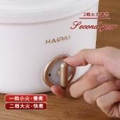 海牌(HAIPAI)电火锅多功能一体锅烧烤锅电火锅大功率家用不粘煎烤料理锅HP-D725A