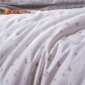 路易卡罗温情大豆被秋冬被大豆纤维被被子被褥四季被LK-8769