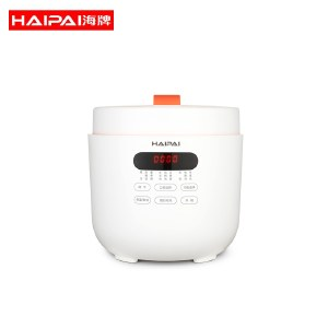 海牌(HAIPAI)压力锅电压力锅家用电压力煲智能带蒸格电高压锅HP-DL50