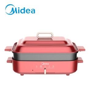 美的(Midea)料理锅DY3020P201R  红色