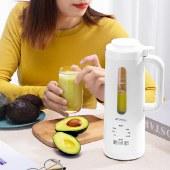 山水迷你豆浆机1-2人破壁机家用小型多功能果蔬榨汁机婴儿宝宝免过滤辅食机SDJ-50A