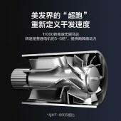 康夫电吹风家用大功率高转速负离子速干不伤发磁吸风嘴吹风筒礼盒装发廊恒温护发吹风机KF-K9