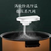 英国皇家盾牌ZNC智能电饭煲4L多功能煮饭锅电饭锅ZCDB-704E