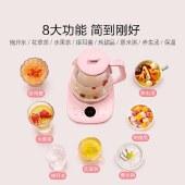 布谷(BUGU)KP11 花茶壶1.5L 樱花粉