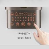 九阳豆浆机不用手洗无人破壁机免滤渣全自动清洗低音咖啡机搅拌机DJ10R-K1S
