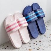 海谜璃新款拖鞋女夏家用室内浴室防滑洗澡软底居家外穿男凉拖鞋情侣HBX7224【新品上市】