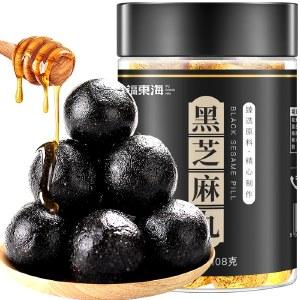 【福东海】黑芝麻丸108克瓶装FDH-68689