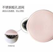 九阳电热水壶防烫烧水壶304不锈钢家用1.7L电水壶煮水壶K17-F802
