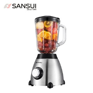 山水三杯多功能料理机家用多功能全自动搅拌豆浆机榨汁机辅食机SJ-M21
