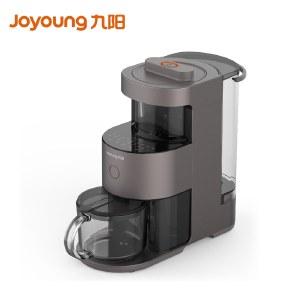 九阳破壁机免手洗家用豆浆机免洗全自动多功能榨汁机热烘除菌料理机Y1摩卡棕