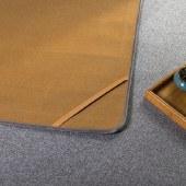 悠梦嘉居马尼拉钛灰藤席透气性好经久耐用150*198cm180*198cm
