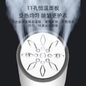 英国皇家盾牌ZNC手持折叠挂烫机智能蒸汽加热家用迷你烫衣机小型电熨斗便携式旅行熨烫机ZSCT-120