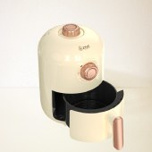 英国皇家盾牌ZNC空气炸锅1.3L无油智能空气炸锅全自动多功能薯条机煎炸锅电炸锅AF101A1K