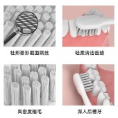美的(Midea)电动牙刷 MC-AJ0102 樱花粉