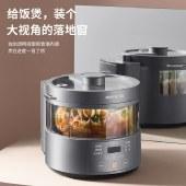九阳蒸汽电饭煲3L电饭锅4-5人电蒸锅多功能家用煮饭锅F30-S160