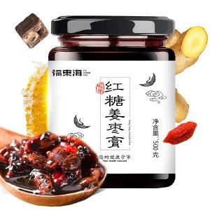 【福东海】红糖姜枣膏 500克 瓶装HTJZG-500【新品上市】