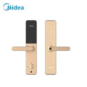 美的(Midea)智能门锁 金色款 BF211