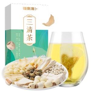 【福东海】三清茶 120克 盒装FDH1912【新品上市】