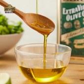 1L翡丽百瑞特级初榨橄榄油(铁罐装)意大利进口节日送礼炒菜烹饪