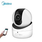 美的(Midea)微型摄像头 WIFI远程控制 双向通话 MOCA-MA012