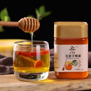 蜂蜜农家自产自养五倍子蜜分离蜜500g【新品上市】