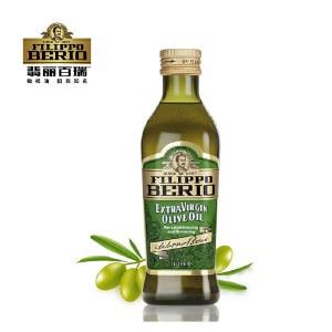 翡丽百瑞特级初榨橄榄油1L瓶装意大利原装进口优选系列