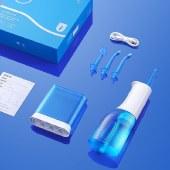 素士便携式冲牙器水牙线洁牙器口腔清洁全身水洗自动便携式洗牙器W3Pro