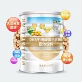 美莱健DHA牛黄酸蛋白质粉中老年儿童老人蛋白粉