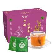 芊绿丁香桂花茶 20袋装养生茶