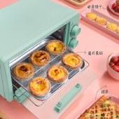创维电烤箱迷你家用多功能蛋糕披萨面包烤箱K205、k205A