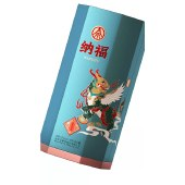 【6瓶整箱】五粮液纳福 天禄纳福 52°浓香型白酒 500ml*6瓶