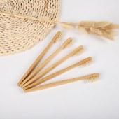 【3支装】天然竹子牙刷 软毛木质竹牙刷 健康环保