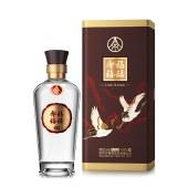 【6瓶整箱】五粮液福禄寿禧淡雅52°浓香型白酒 500ml*6瓶