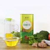 立健 高保鲜一级亚麻籽油冷榨适用孕妇宝幼儿童月子油食用油1L
