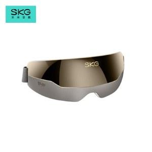 SKG眼部按摩仪护眼仪眼睛眼部按摩器音乐热敷眼罩眼疲劳按摩仪便携眼保仪E4