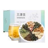 杞里香 三清茶150g红豆薏米茶赤小豆薏仁芡实茯苓茶养生茶QLX027【新品上市】