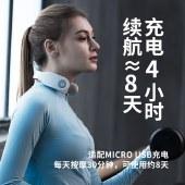 SKG颈椎按摩器时尚颈椎按摩仪肩颈按摩器颈椎经络电脉冲护颈仪K5YA-L(4098时尚款)