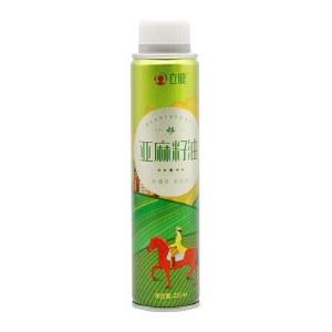 立健高保鲜亚麻籽油一级冷榨适用孕妇幼儿补充亚麻酸提升免疫力食用油胡麻油月子油 250ml