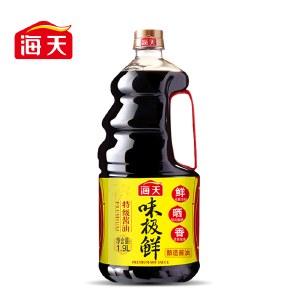 海天味极鲜酱油1.9L