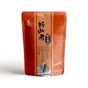 山义雨 纸皮核桃258*5包 休闲零食坚果补脑促脑发育 syy207
