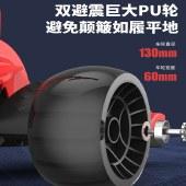 airud儿童滑板车2-15岁溜溜车可折叠宝宝男女小孩三轮单脚滑行踏板车带音乐可调HB-ASH012