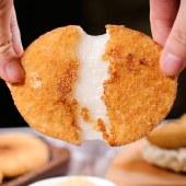 味了谁 纯糯米糍粑糯米糍早餐食品红糖糍粑湖南特产小吃脆皮年糕