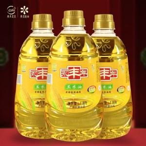 永丰年玉米油1.8L