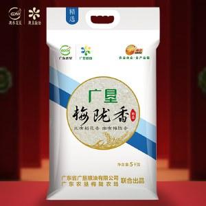 广垦精选梅陇香米5kg