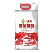 亿米多 庆安东北大米圆粒大米红白编织袋1.5/2.5kg/10斤/20斤