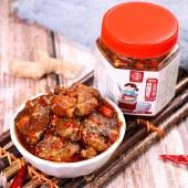 味了谁 阿婆手艺柴火鱼块剁椒腊鱼香辣鱼排下饭菜农家自制小吃零食