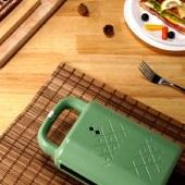 艾贝丽华夫饼炉早餐机华夫饼机家用多功能吐司压烤机JFL-S01